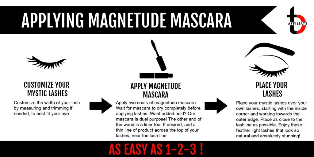 Tori Belle Magnetude Magnetic Mascara
