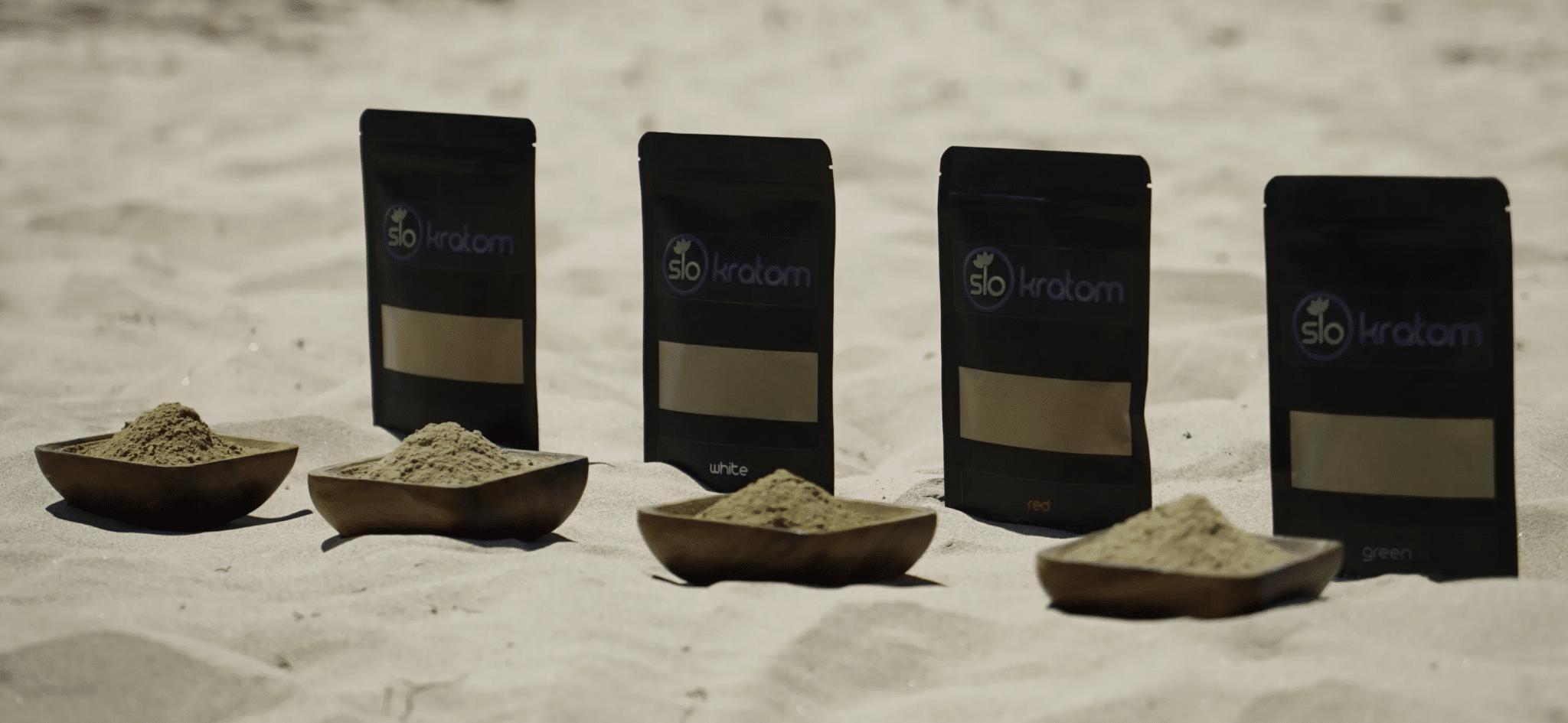 SLO Kratom Powder