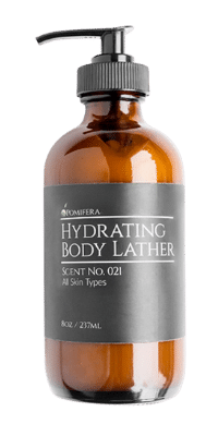 hydrating body lather