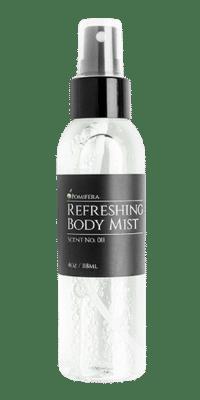 refreshing body mist