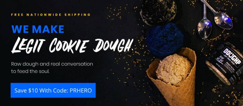 Doughp Cookie Dough Review