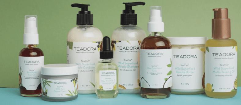Teadora Beauty Review