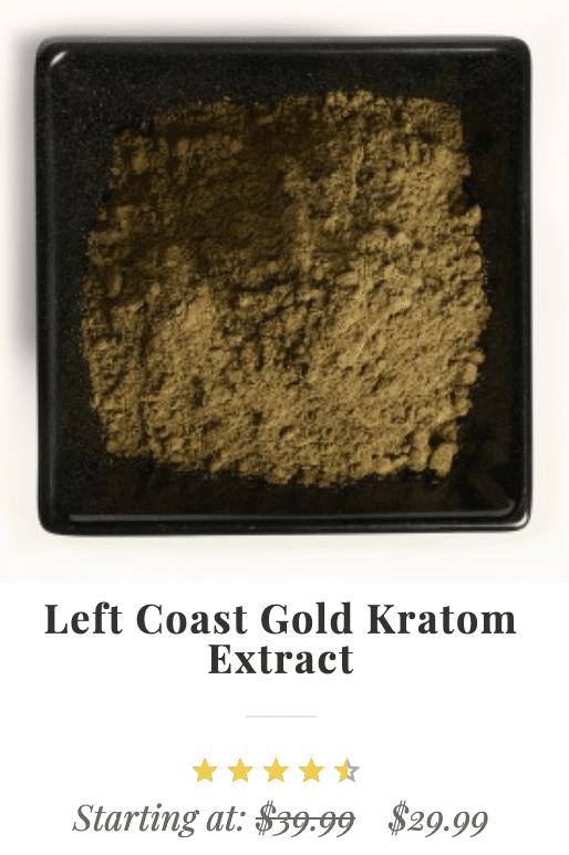Left Coast Extract