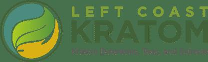 Left Coast Kratom Logo