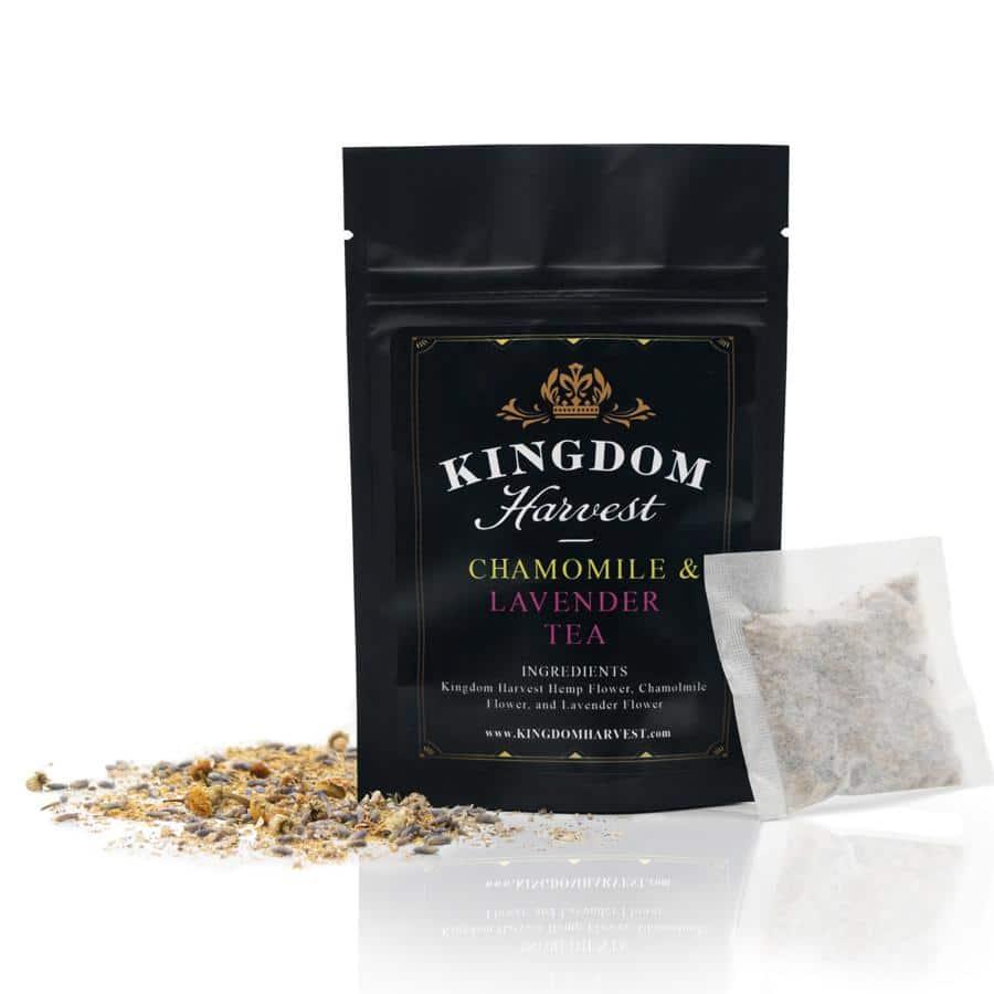 Kingdom Harvest CBD Tea