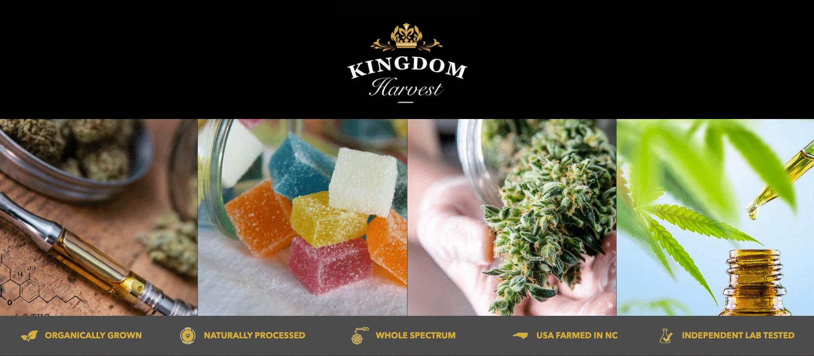 Kingdom Harvest CBD
