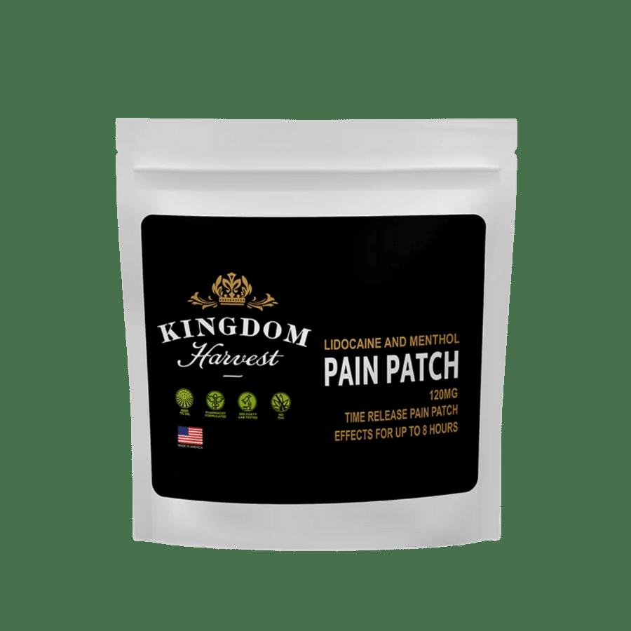 Kingdom Harvest Pain Patch