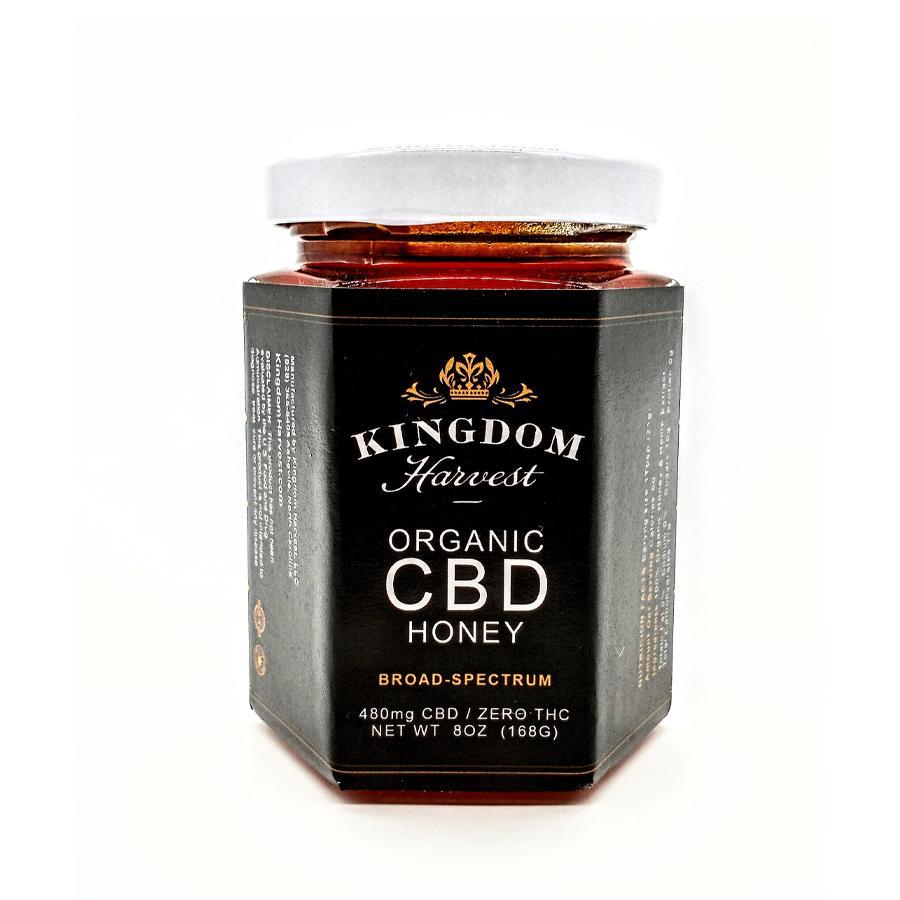Kingdom Harvest CBD Honey