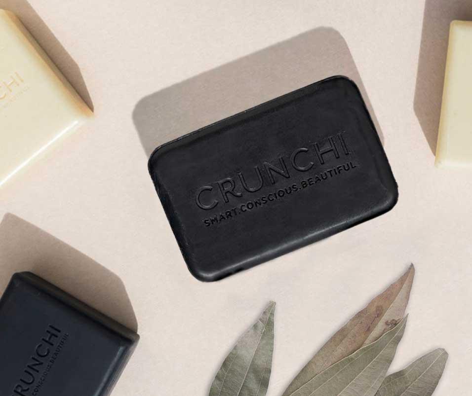 Crunchi Charcoal Soap