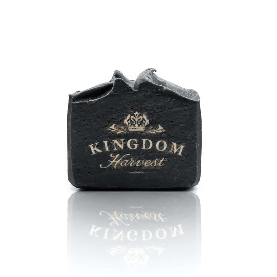 Kingdom CBD goats milk soap