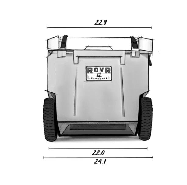 RollR 80 dimensions