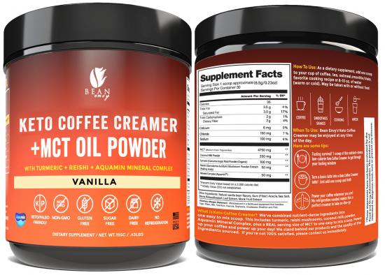 Keto Coffee Creamer Review
