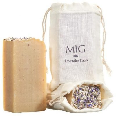 MIG Lavender Soothing Soap