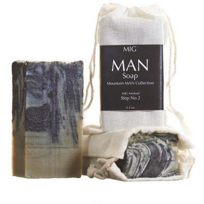 MIG Man Soap