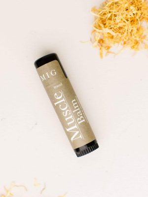 MIG Living Muscle Balm