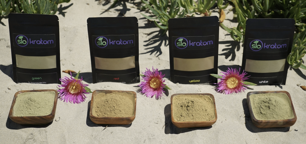 SLO Kratom Products