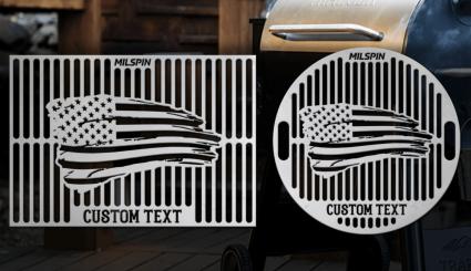 Milspin Custom Grill Grates