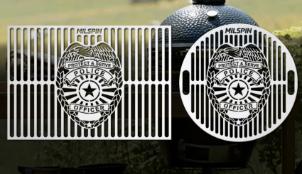 Police Grill Grate