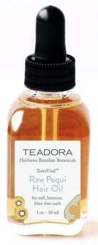 Teadora Raw Pequi Hair Oil