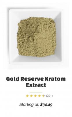gold reserve kraken extract