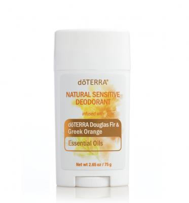 essential oil deodorant