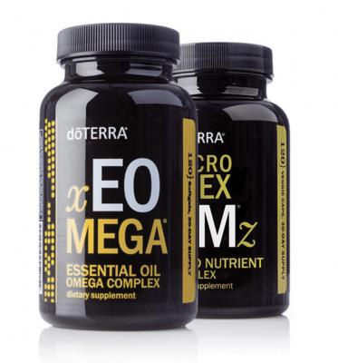essential oil vitamins