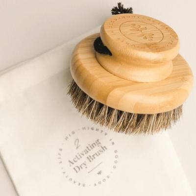 Mig Living Detoxifying Dry Brush
