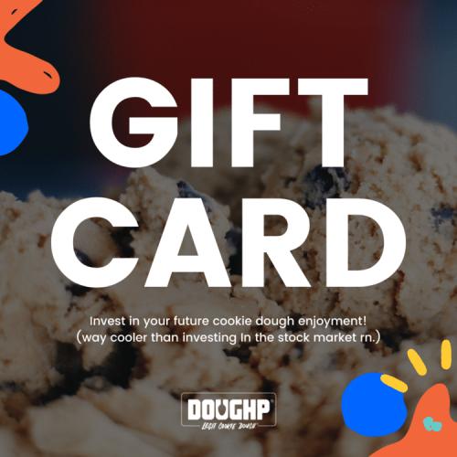 Doughp Gift Card