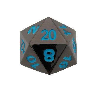 metal-dice-single-d20-icy-doom-shiny-black-nickel-with-blue-numbers-metal-dice-1_750x